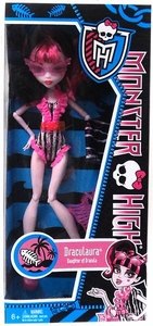 Monster High Swim Suit Basic Doll Draculaura [Daughter of Dracula]