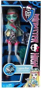 Monster High Swim Suit Basic Doll Lagoona Blue [Daughter of the Sea Monster]