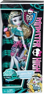 Monster High Skull Shores Basic Doll Lagoona Blue [Daughter of the Sea Monster]