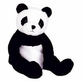 Ty Beanie Baby Mandy the Panda