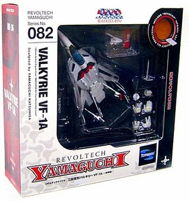 Robotech Macross Revoltech #082 Super Poseable Action Figure VF-1A Valkyrie [Do You Remember Love Version]