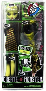 Monster High Create-A-Monster Add-On Pack Insect