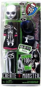 Monster High Create-A-Monster Add-On Pack Skeleton