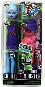 Monster High Create-A-Monster Add-On Pack Three-Eyed Ghoul