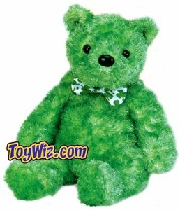 Ty Beanie Baby Internet Exclusive Luck-e the Irish Bear