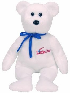 Ty Beanie Baby Little Star the Bear