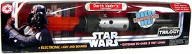 Star Wars Original Trilogy Collection Darth Vader Electronic Lightsaber Damaged Package, Mint Contents!