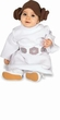 Star Wars Costume #11682 Princess Leia Romper (Toddler Size)