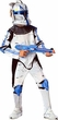 Star Wars The Clone Wars Rubies Costume #883200  Clone Trooper Leader Rex [Child Size Large]