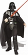 Star Wars Deluxe [STANDARD] Adults Costume Darth Vader #56077 Lightsaber & Helmet Not Included!