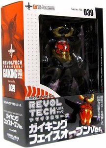 Gaiking: Legend of Daiku-Maryu Revoltech #039 Super Poseable Action Figure Gaiking [Open-Face]