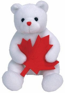 Ty Beanie Baby Northland the Canada Exclusive Bear