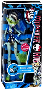 Monster High Swim Suit Exclusive Basic Doll Frankie Stein [Daughter of Frankenstein]