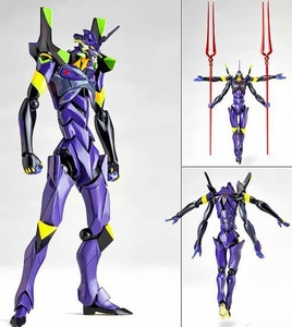 Evangelion 3.0 You Can (Not) Redo Revoltech Yamaguchi  #136 Super Poseable Action Figure EVA 13  Pre-Order ships March