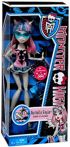 Monster High Swim Suit Exclusive Basic Doll Rochelle Goyle [Daughter of a Gargoyle]