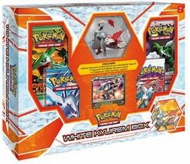Pokemon Black & White Card Game White Kyurem Box