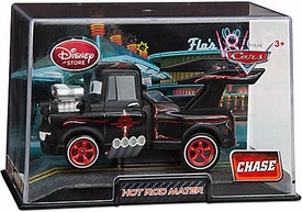 Disney / Pixar CARS 2 Movie Exclusive 1:43 Die Cast Car In Plastic Case Hot Rod Mater