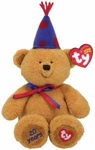 Ty Beanie Baby Laughter the 20th Anniversary Bear BLOWOUT SALE!