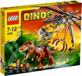LEGO Dino Set #5886 T-Rex Hunter