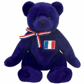 Ty Beanie Baby European Exclusive Mascotte the Bear