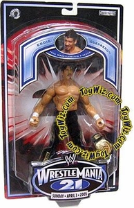 WWE Jakks Pacific Wrestlemania XXI 21 Exclusive Action Figure Eddie Guerrero