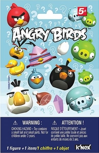 Angry Birds K'NEX Series 1 Mystery Figure  [1 RANDOM Figure!] BLOWOUT SALE!
