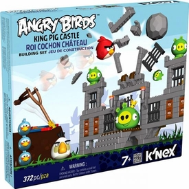 Angry Birds K'NEX Exclusive Set #72662 King Pig Castle