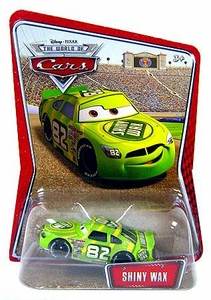 Disney / Pixar CARS Movie 1:55 Die Cast Exclusive Car Series 3 World of Cars Shiny Wax