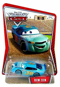 Disney / Pixar CARS Movie 1:55 Die Cast Exclusive Car Series 3 World of Cars View Zeen