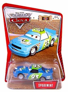 Disney / Pixar CARS Movie 1:55 Die Cast Exclusive Car Series 3 World of Cars Spare Mint