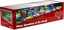Disney / Pixar CARS Movie 1:55 Die Cast Factory Sealed Set Cars Motor Speedway of the South [36 Cars] Can Only be Ordered by Phone!
