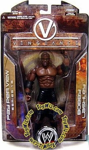 WWE Wrestling Action Figure PPV Pay Per View Series 16 Vengeance Bobby Lashley