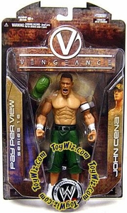 WWE Wrestling Action Figure PPV Pay Per View Series 16 Vengeance John Cena