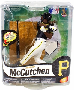 McFarlane Toys MLB Sports Picks Series 31 Action Figure Andrew McCutchen (Pittsburgh Pirates) MEGA Hot!