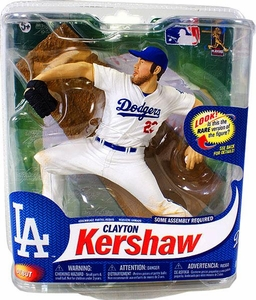 McFarlane Toys MLB Sports Picks Series 31 Action Figure Clayton Kershaw (Los Angeles Dodgers)
