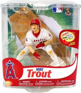 McFarlane Toys MLB Sports Picks Series 31 Action Figure Mike Trout (Los Angeles Angels) Normal Base BLOWOUT SALE!