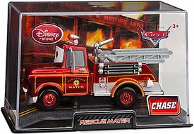 Disney / Pixar CARS 2 Movie Exclusive 1:43 Die Cast Car In Plastic Case Rescue Mater {Metallic} Chase Edition!