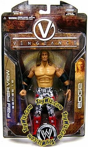 WWE Wrestling Action Figure PPV Pay Per View Series 16 Vengeance Edge