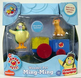 Nick Jr's Wonder Pets Playset Wonder Pet Ming Ming