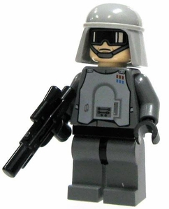 LEGO Star Wars LOOSE Mini Figure AT-AT Officer with Blaster