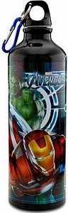 Marvel Exclusive Aluminum Water Bottle Avengers