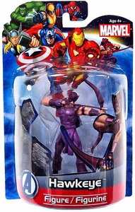 Monogram Marvel 4 Inch Figure Hawkeye