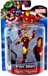 Monogram Marvel 4 Inch Figure Iron Man