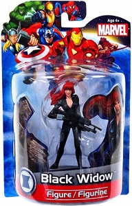 Monogram Marvel 4 Inch Figure Black Widow