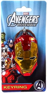 Monogram Marvel The Avengers Pewter Keychain Iron Man