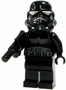 LEGO Star Wars LOOSE Mini Figure Shadow Stormtrooper with Blaster
