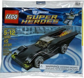 LEGO DC Universe Super Heroes Set #30161 Batmobile [Bagged]