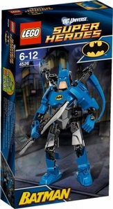 LEGO DC Universe Super Heroes Ultrabuild Figure Set #4526 Batman