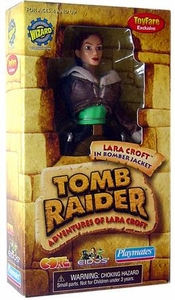 ToyFare Exclusive Comic Book Action Figure Tomb Raider Lara Croft