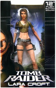 NECA Player Select 12 Inch Deluxe Action Figure Lara Croft [Tomb Raider: Legend]
